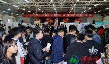 渭南职业技术学院2017届毕业生就业洽谈会举办(高清组图)