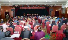渭南市召开全市创建和谐寺观教堂表彰推进会(组图)
