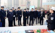 122交通安全大集会 渭南交警花样宣传齐上阵(组图)