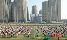 蒲公英·伴我快乐成长 陕西省青少年校外教育成果展示活动在渭开幕(高清组图)