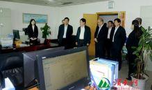 渭南市统计局赴铜川市开展交流学习(高清组图)