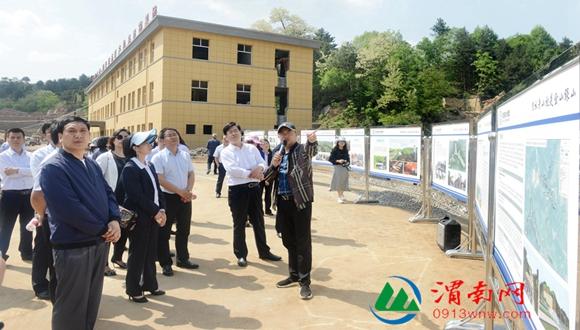 渭南市统计局赴商洛市开展交流学习活动(组图)