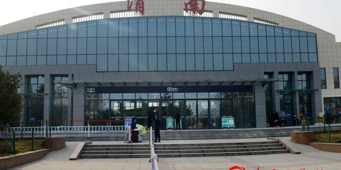【新春走基层】渭南春运见闻:火车站升级换新装 迎送四方旅客(组图)